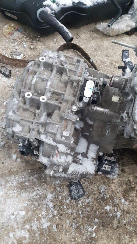 Акпп Toyota Prius ZVW30 2ZR-FXE 2011