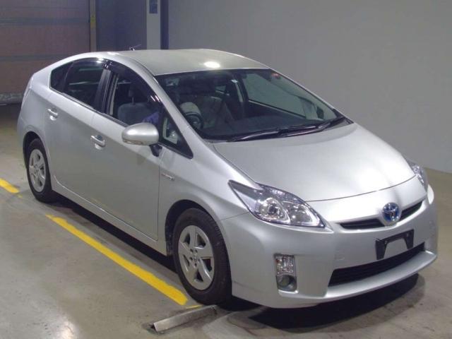 Авто на разбор Toyota Prius ZVW30 2ZR-FXE 2011