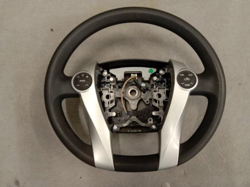Руль Toyota Prius ZVW30 2ZR-FXE 2011