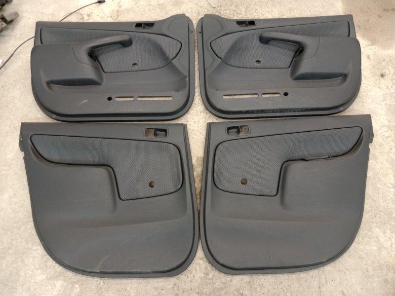Обшивка двери Toyota Succeed NCP51 1NZ-FE 2005