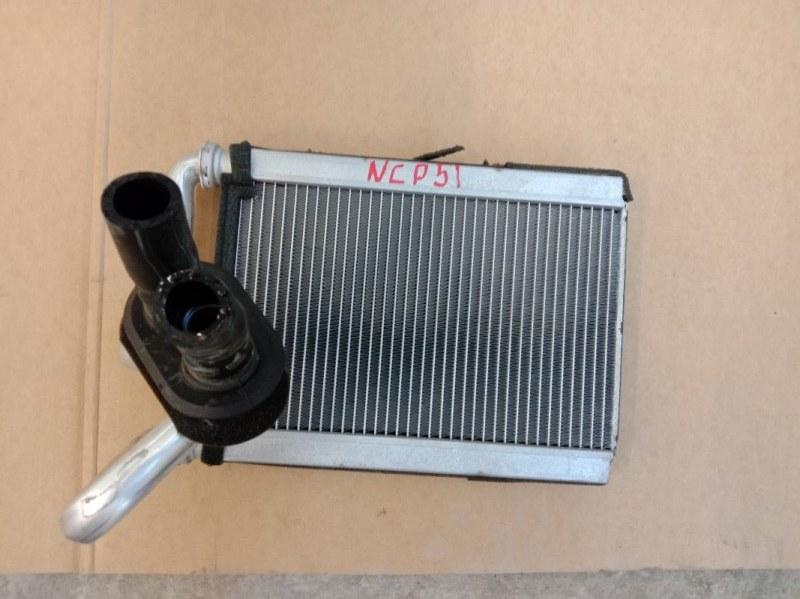 Радиатор отопителя Toyota Succeed NCP51 1NZ-FE 2005