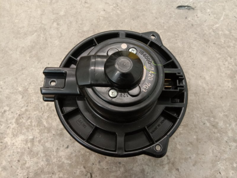 Вентилятор печки Toyota Succeed NCP51 1NZ-FE 2005