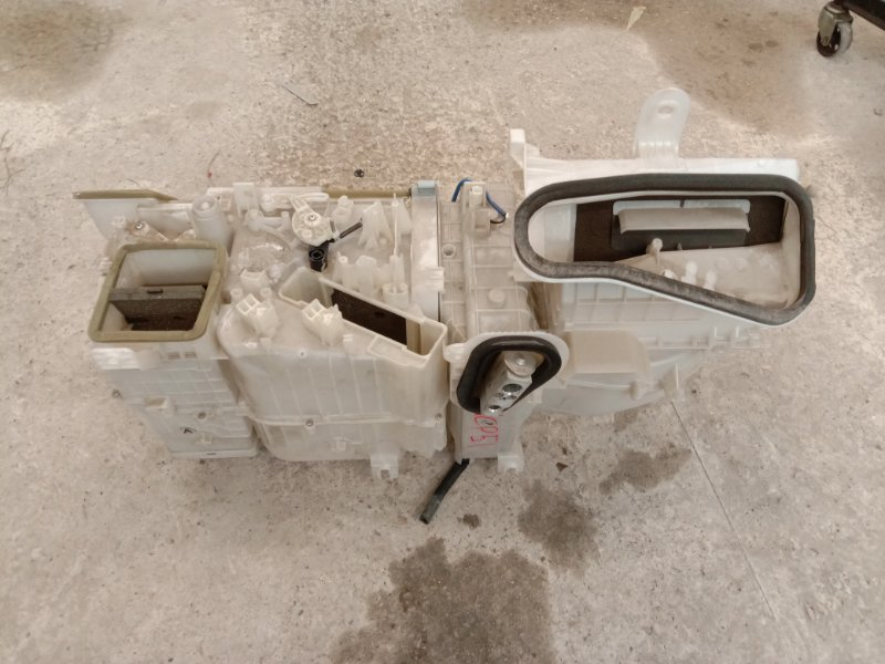Корпус печки Toyota Succeed NCP51 1NZ-FE 2005