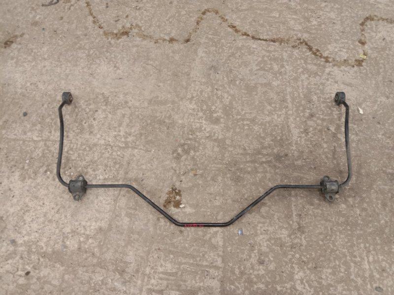 Стабилизатор поперечной устойчивости Toyota Succeed NCP51 1NZ-FE 2005 задний