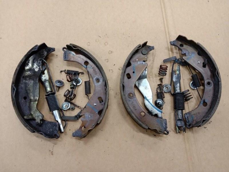 Механизм ручника Toyota Succeed NCP51 1NZ-FE 2005