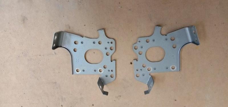 Крепление магнитолы Toyota Probox NCP55 1NZ-FE 2006