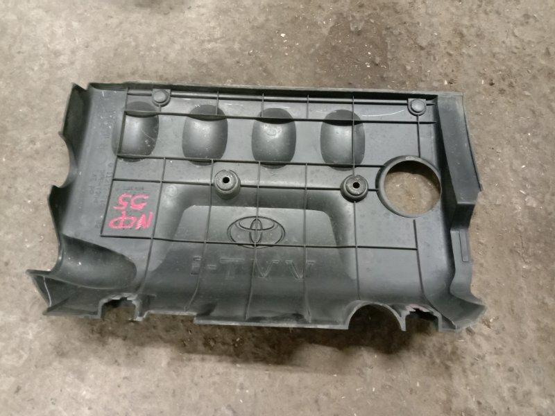 Крышка на двигатель декоративная Toyota Succeed NCP51 1NZ-FE 2005