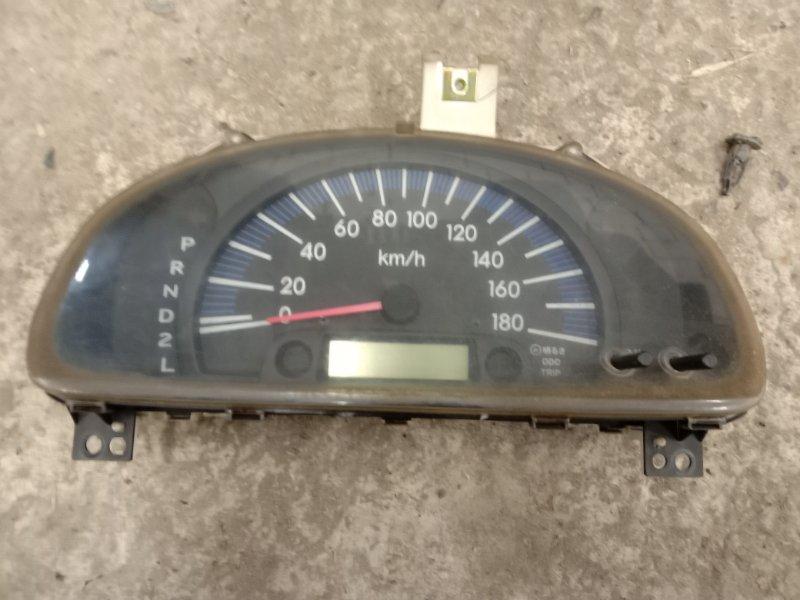 Комбинация приборов Toyota Probox NCP55 1NZ-FE 2004