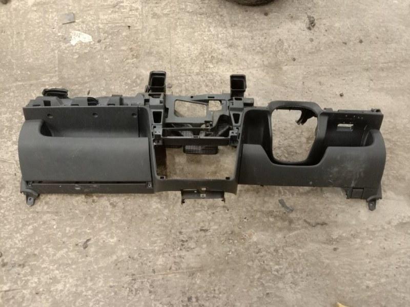 Панель передняя в салон Toyota Probox NCP55 1NZ-FE 2006 нижний
