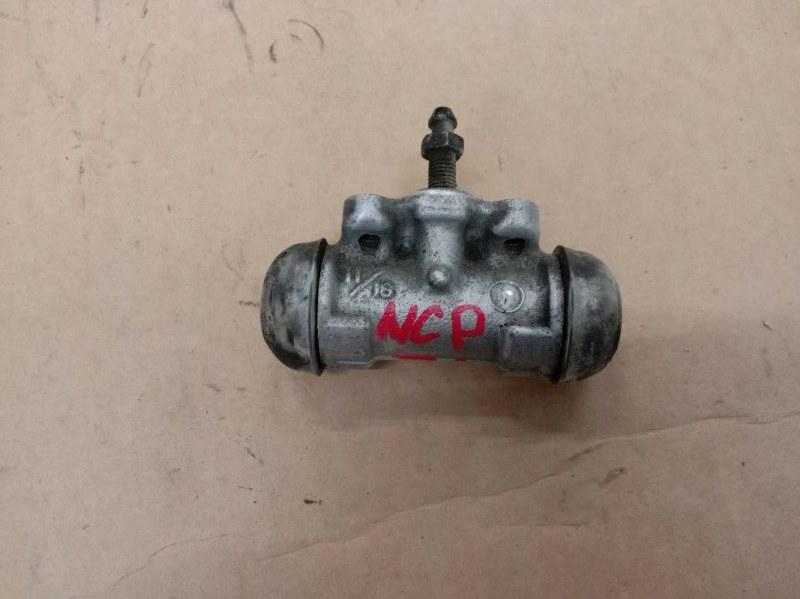 Рабочий тормозной цилиндр Toyota Probox NCP55 1NZ-FE 2004 задний правый