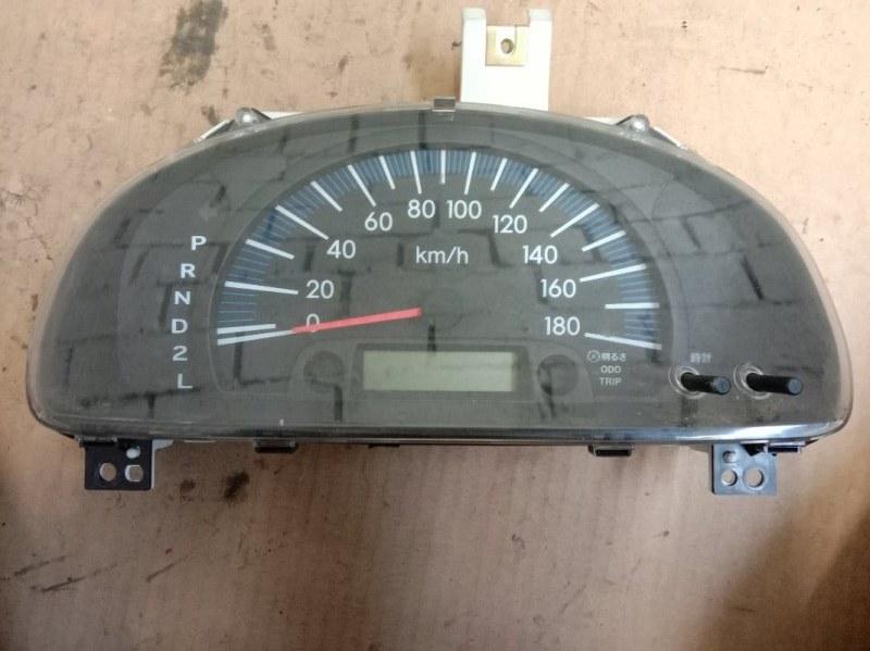 Комбинация приборов Toyota Probox NCP59 1NZ-FE 2004