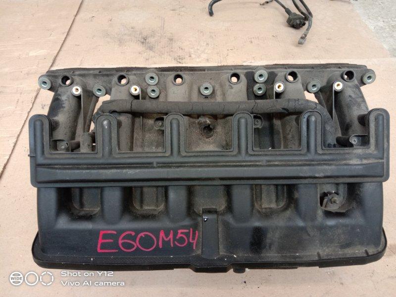 Коллектор впускной Bmw 5-Series E60 M54B30 2005