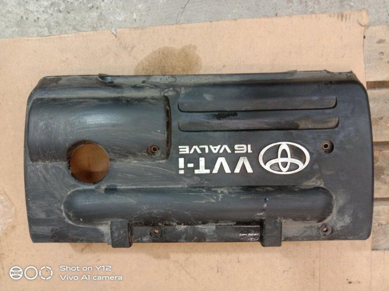 Крышка на двигатель декоративная Toyota Corolla Runx ZZE124 1ZZ-FE 2005