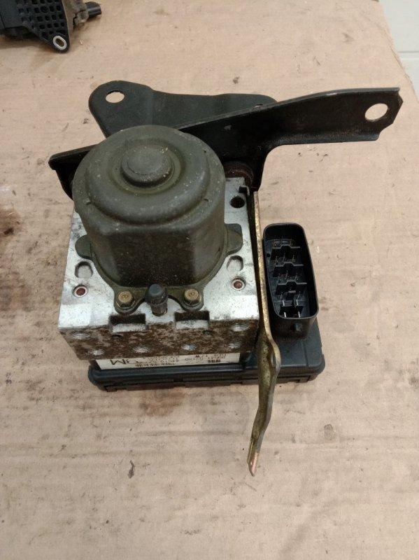 Блок abs Toyota Succeed NCP51 1NZ-FE 2005