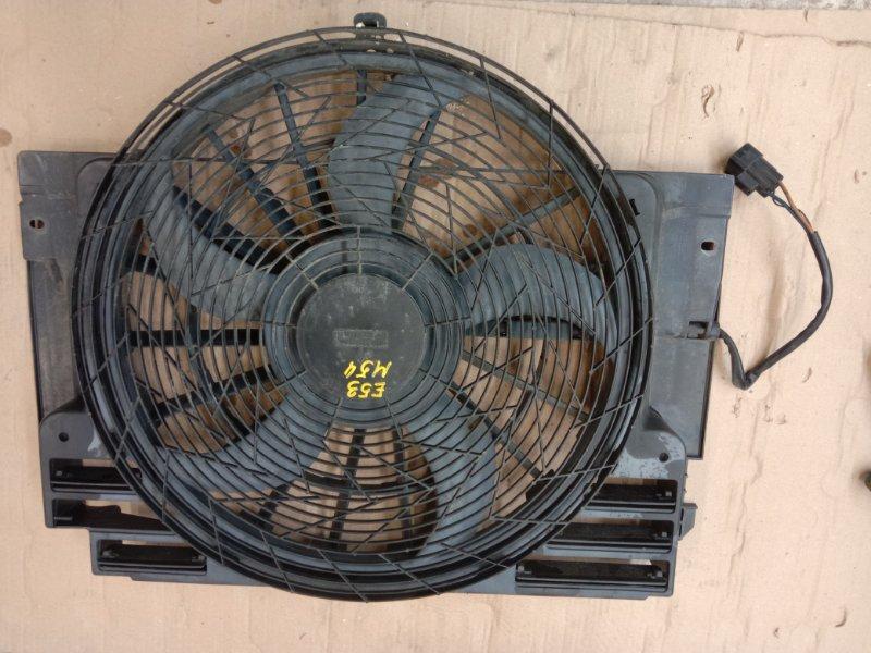 Вентилятор Bmw X5-Series E53 M54B30 2001