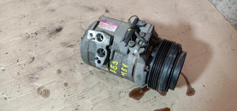 Компрессор кондиционера Bmw X5-Series E53 M54B30 2001