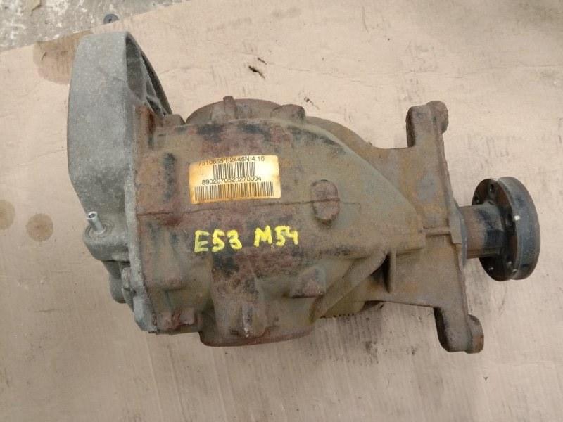 Редуктор моста Bmw X5 E53 M54B30 2001 задний