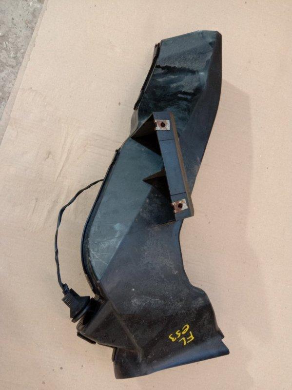 Воздухозаборник Bmw X5-Series E53 M54B30 2001 передний левый