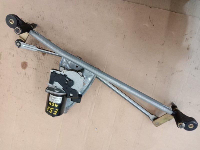 Трапеция дворников Bmw X5-Series E53 M54B30 2001