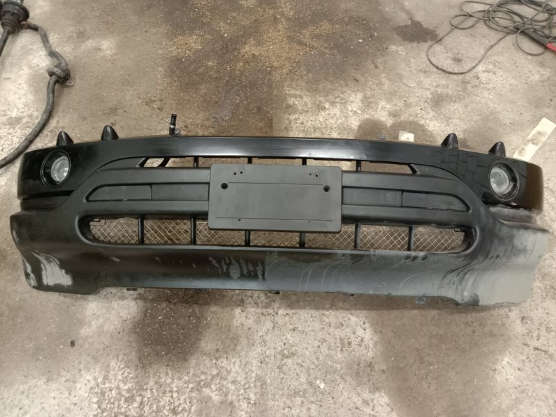 Бампер Bmw X5-Series E53 M54B30 2001 передний