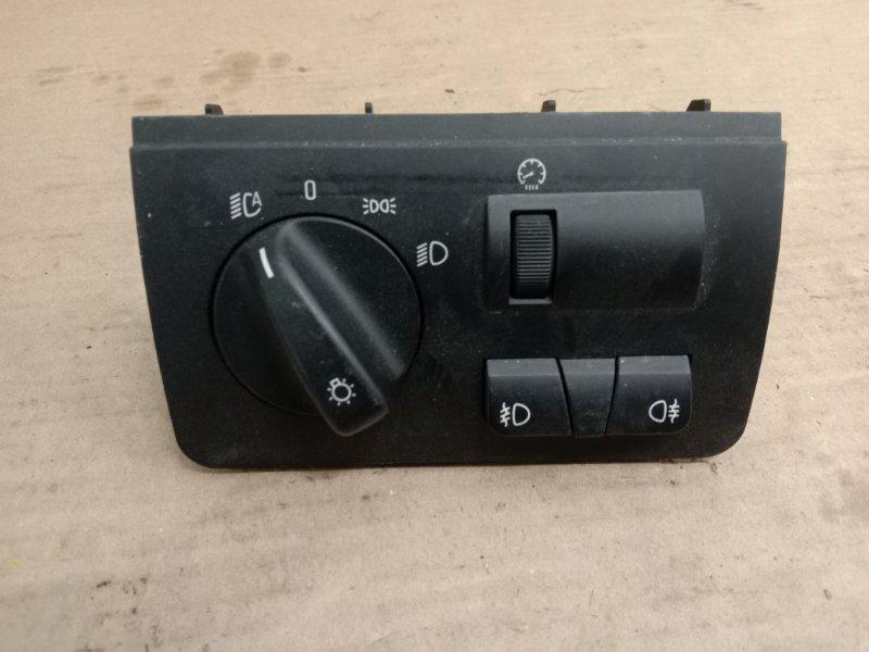 Блок управления светом Bmw X5-Series E53 M54B30 2001