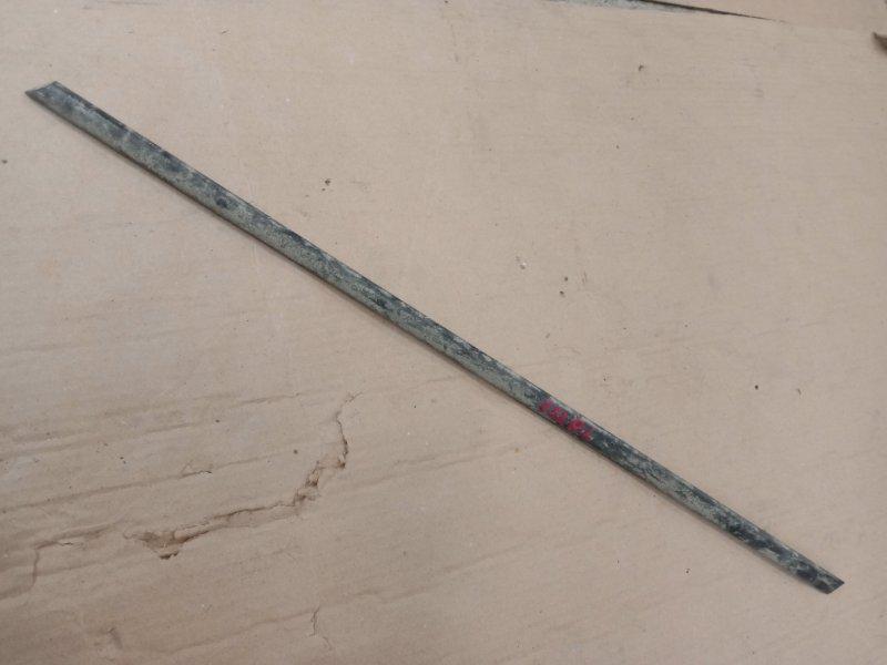 Молдинг двери Bmw X5-Series E53 M54B30 2001 задний левый