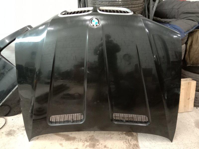 Капот Bmw X5-Series E53 M54B30 2001