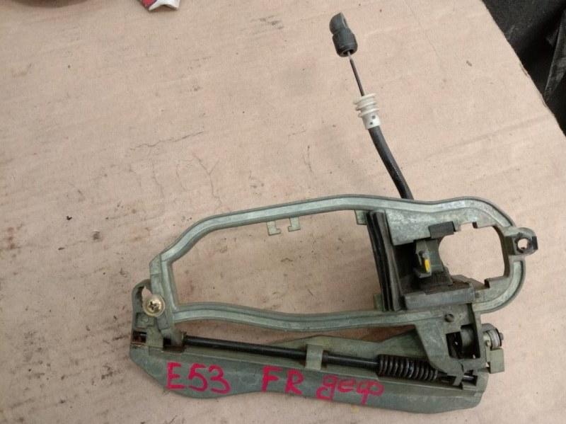 Ручка внутренняя Bmw X5-Series E53 M54B30 2001
