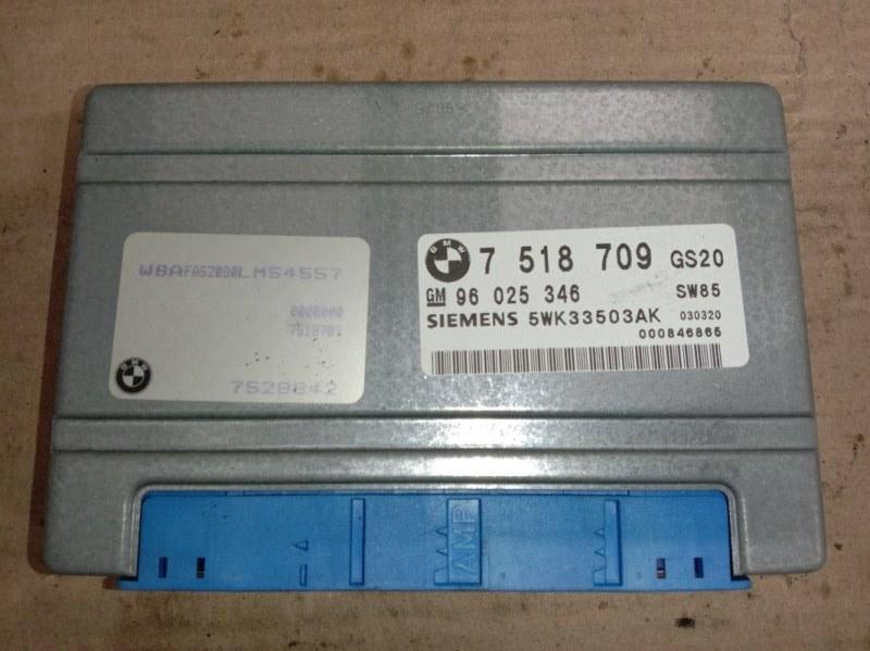 Блок управления кпп Bmw X5-Series E53 M54B30 2001