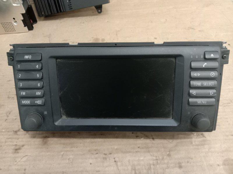 Магнитола Bmw X5-Series E53 M54B30 2001