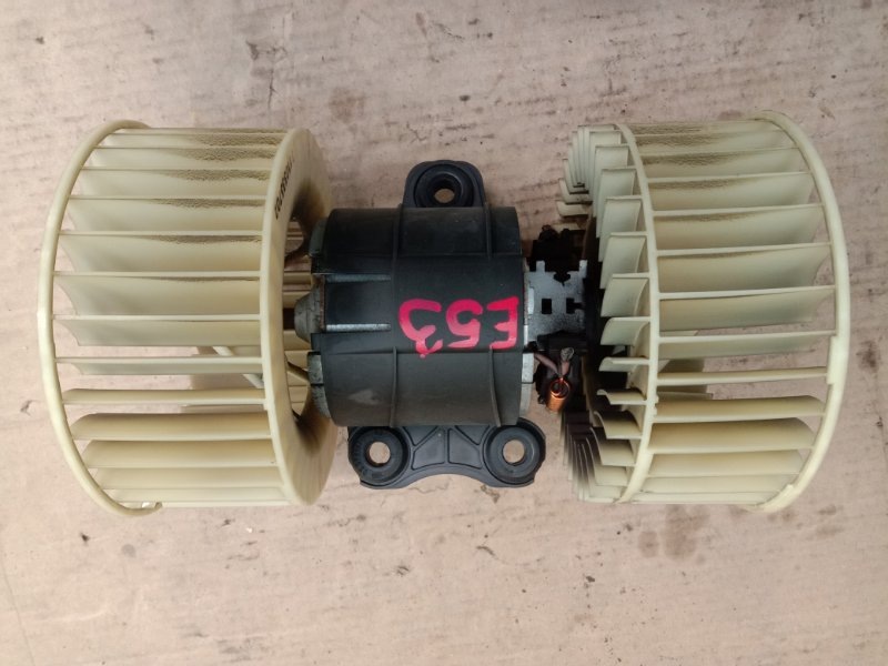 Вентилятор печки Bmw X5-Series E53 M54B30 2001