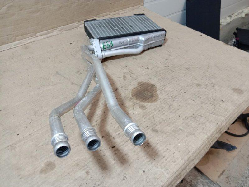 Радиатор отопителя Bmw X5-Series E53 M54B30 2001