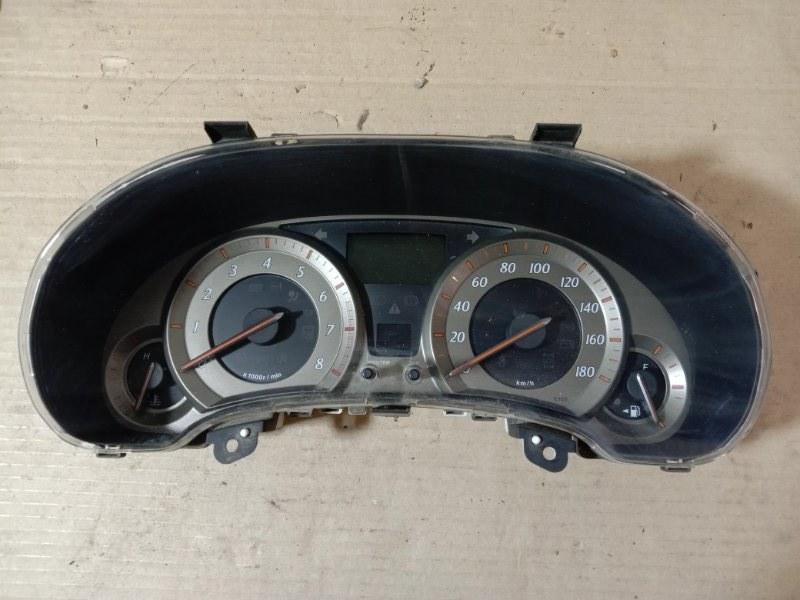 Комбинация приборов Toyota Blade GRE156 2GR-FE 2004