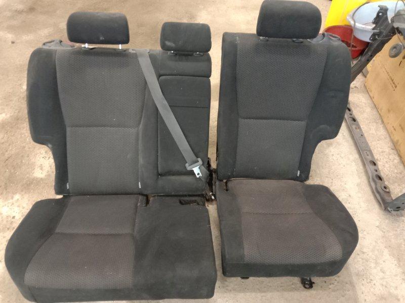 Сиденья Toyota Blade GRE156 2GR-FE 2004 задняя