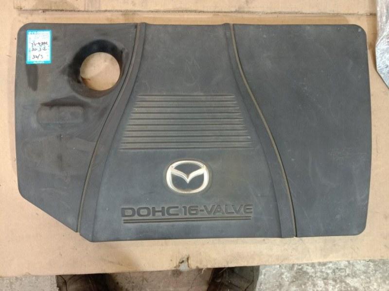 Крышка на двигатель декоративная Mazda Axela BKEP LF-DE 2005
