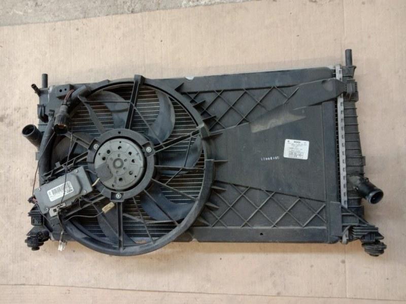 Радиатор двигателя Mazda Axela BKEP LF-DE 2005