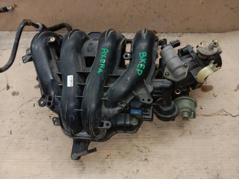 Коллектор впускной Mazda Axela BKEP LF-DE 2005