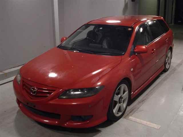 Авто на разбор Mazda Atenza GY3W L3-VE 2005