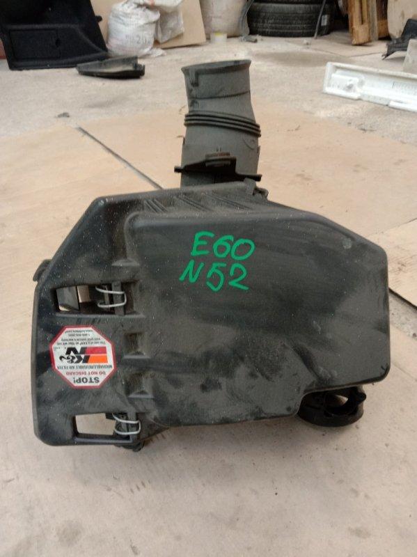 Корпус воздушного фильтра Bmw 5-Series E60 N52B25 2006