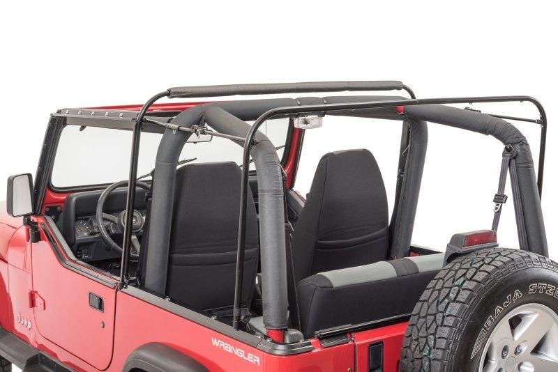 Дуга (кенгурятник) Jeep Wrangler YJ 1995