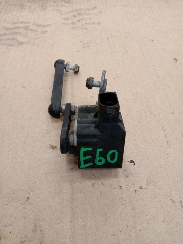 Датчик высоты дорожного просвета Bmw 5-Series E60 N52B25 2006 задний