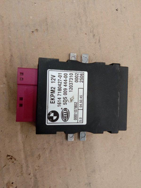 Блок управления топливным насосом Bmw 5-Series E60 N52B25 2006