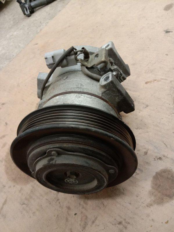 Компрессор кондиционера Toyota Allion ZZT245 1ZZ-FE 2003