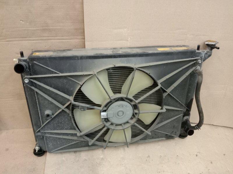 Радиатор двигателя Toyota Allion ZZT245 1ZZ-FE 2003