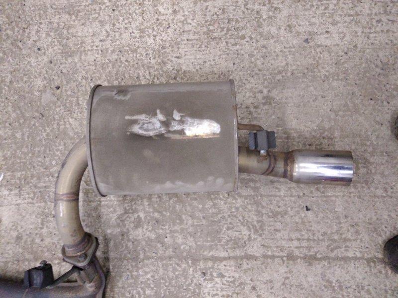 Глушитель Mazda Atenza GY3W L3-VE 2005