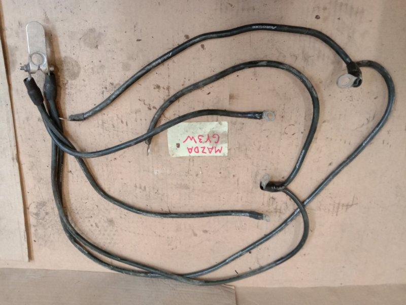 Проводка Mazda Atenza GY3W L3-VE 2005 передняя левая нижняя