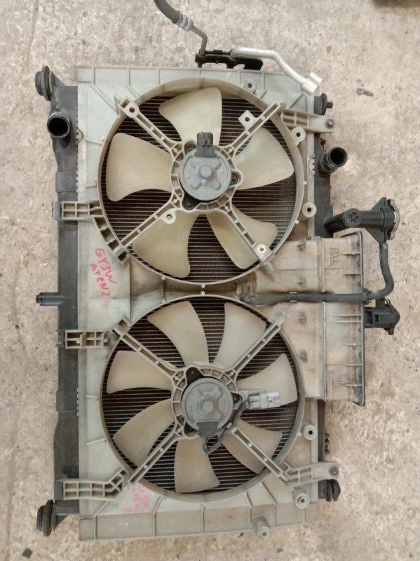 Радиатор двигателя Mazda Atenza GY3W L3-VE 2005