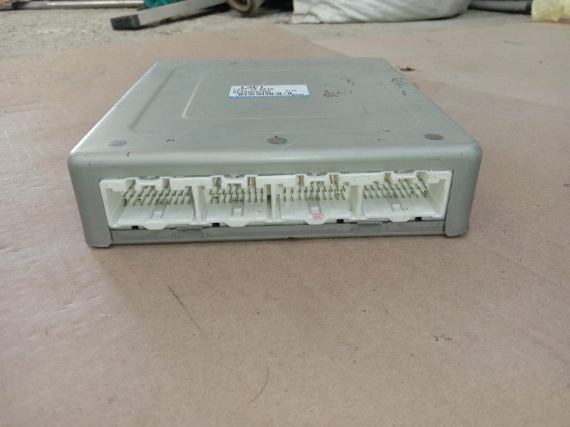 Блок управления двс Mazda Atenza GY3W L3-VE 2005