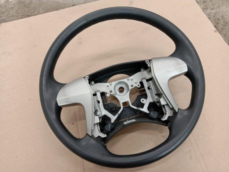 Руль Toyota Corolla Axio NZE-141 1NZ-FE 2008
