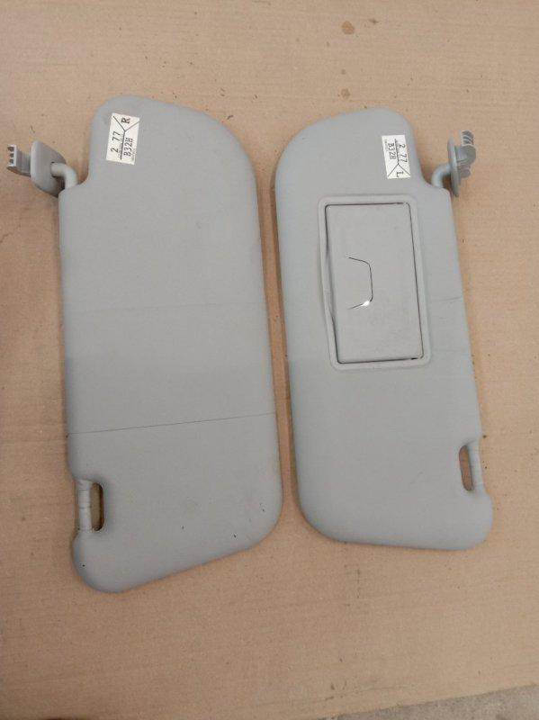 Козырек солнцезащитный Mazda Axela BKEP LF-DE 2005